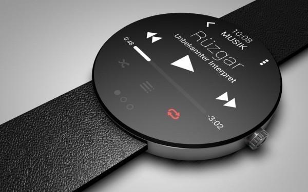 смарт-часы на Android