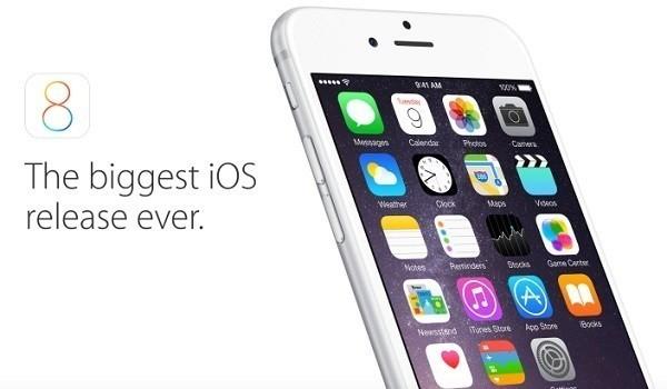 iOS 8.1, 8.2