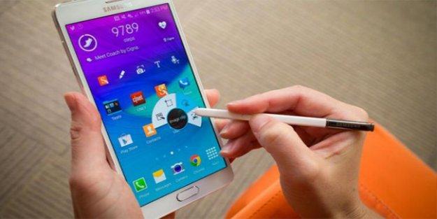 Samsung Galaxy Note 4 с чипами Snapdragon 805