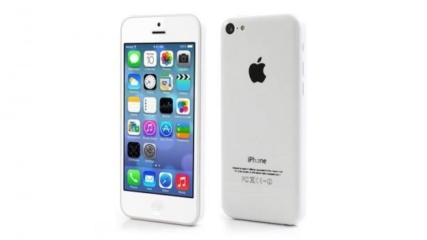 iPhone 5c и iPhone 4s