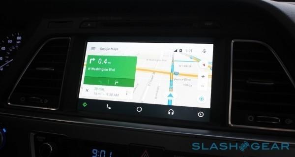 автомобили ОС Android
