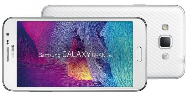 Galaxy Grand Max