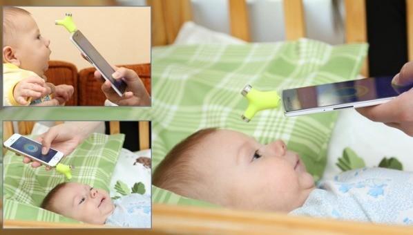 Термометр для смартфонов