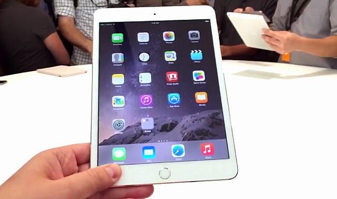 В iPad mini 3