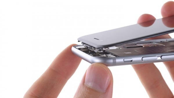ремонтом iPhone 6