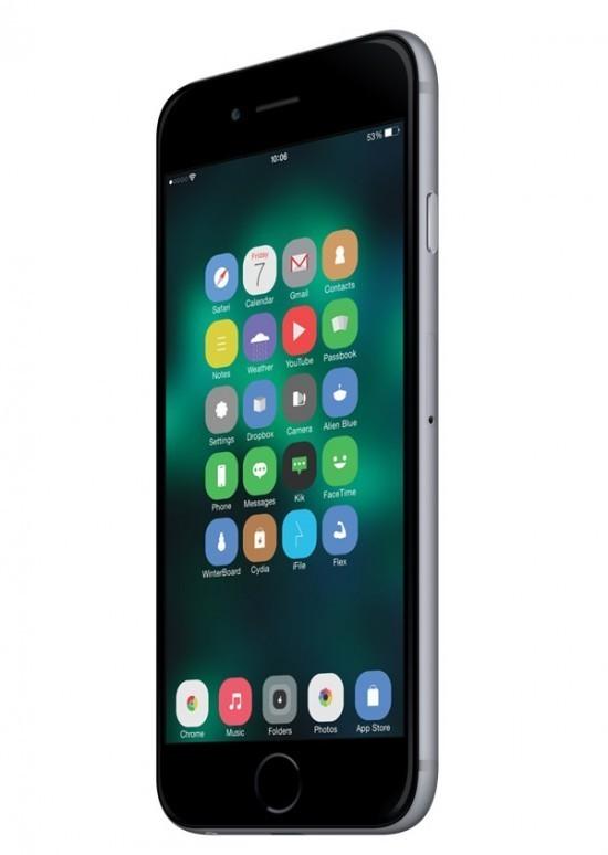 темы для iOS 8