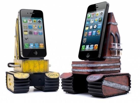 Гранж-ДОК для iPhone