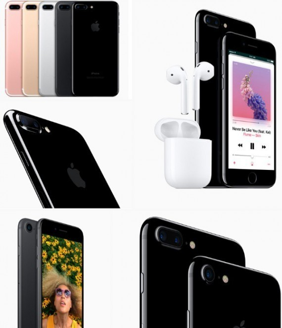 Презентация Apple iPhone 7