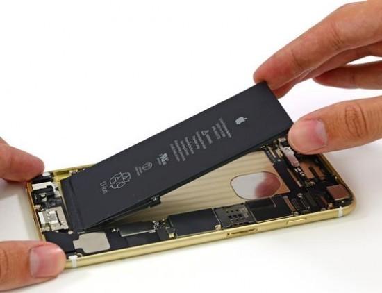 разборка iPhone 6 Plus