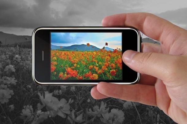 фото с iPhone
