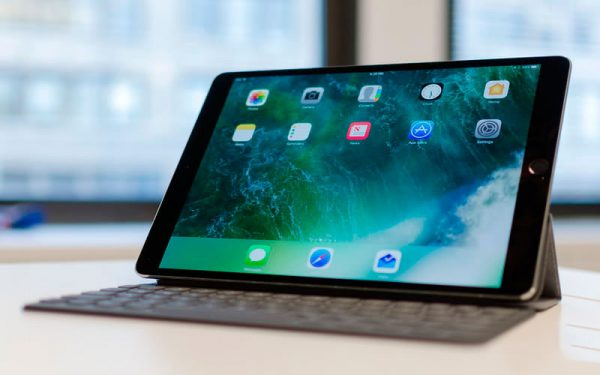 яблочный планшет