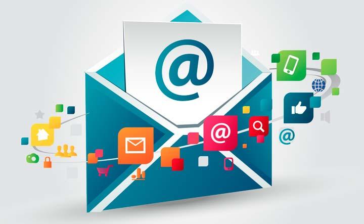 уведомления при получении нового письма