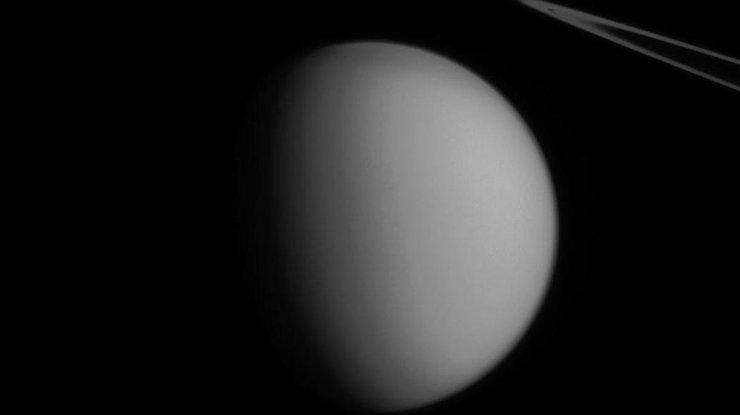 дымка в атмосфере Титана