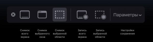 инструменты для записи экрана и создания скриншотов