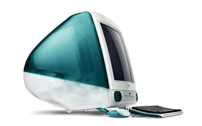 моноблок в стиле iMac G3