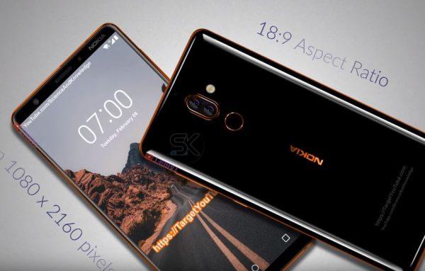 Смартфоны Nokia 7 Plus