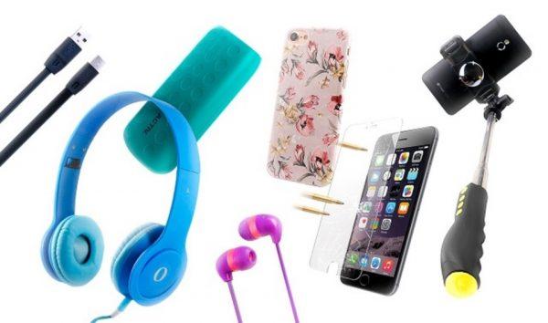 аксессуары для мобильной техники