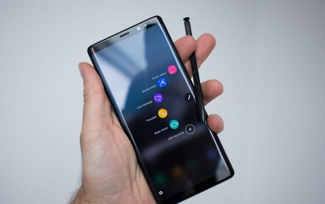 Стилус S Pen для Samsung Galaxy Note 9